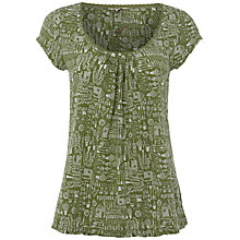 Buy White Stuff Morning Dew Tee, Avocado Online at johnlewis.com
