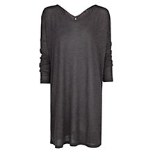 Buy Mango Oversized Jersey Dress Online at johnlewis.com