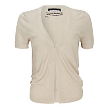 Buy Oui Cardigan, Sand Online at johnlewis.com