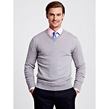 Buy Thomas Pink Henton Merino V-Neck Jumper Online at johnlewis.com
