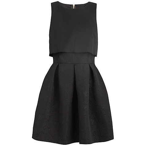 Buy Almari Bolero Top Dress, Black Online at johnlewis.com