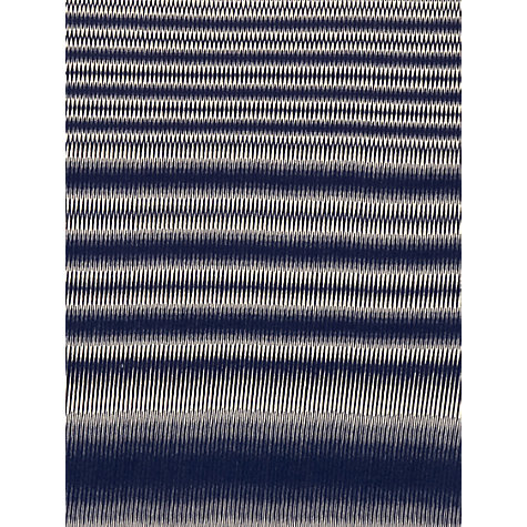 Buy Phase Eight Blurred Stripe Tunic, Blue Online at johnlewis.com