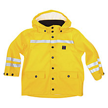 Buy Polarn O. Pyret Waterproof Fireman Coat, Yellow Online at johnlewis.com
