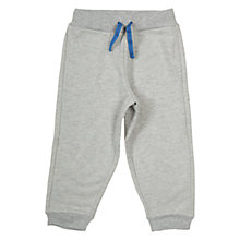 Buy Polarn O. Pyret Baby Jogging Bottoms, Grey Online at johnlewis.com