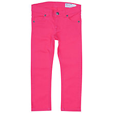 Buy Polarn O. Pyret Colourful Denim Jeans Online at johnlewis.com