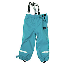 Buy Polarn O. Pyret Outer Shell Trousers, Blue Online at johnlewis.com