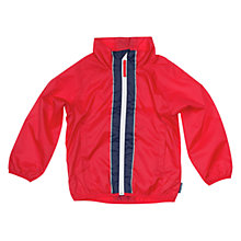 Buy Polarn O. Pyret Ripstop Jacket, Red Online at johnlewis.com