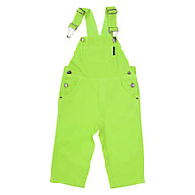 Buy Polarn O. Pyret Baby Bright Dungarees Online at johnlewis.com
