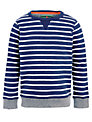 John Lewis Boy Stripe Jumper, Blue