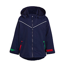 Buy John Lewis Boy Magnitude Jacket, Navy Online at johnlewis.com