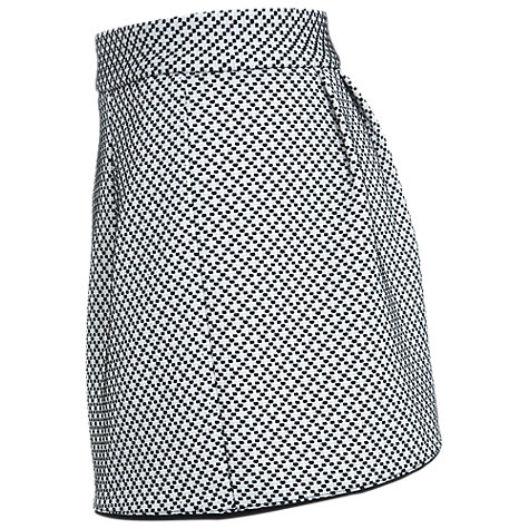 Buy Miss Selfridge Jacquard Textured Shorts, Assorted Online at johnlewis.com