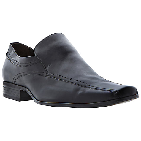 Buy Bertie Russell Square Leather Loafers Online at johnlewis.com