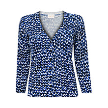 Buy East Marine Print Cardigan, Nautical Online at johnlewis.com