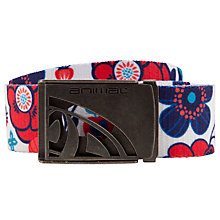 Buy Animal Andaman Childrens' Belt, Multi Online at johnlewis.com