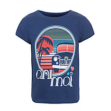 Buy Animal Girls' Adelline T-Shirt Online at johnlewis.com