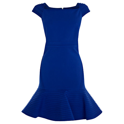 Buy Coast Connie Dress, Cobalt Blue Online at johnlewis.com
