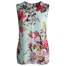 Buy Joules Lilias Top, Opal Posey Online at johnlewis.com