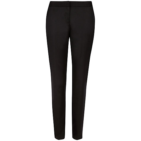 Buy Ted Baker Quinnet Timeless Suit Trousers, Black Online at johnlewis.com
