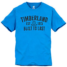 Buy Timberland Built To Last T-Shirt Online at johnlewis.com