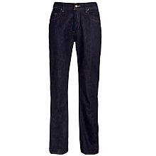 Buy Timberland Ellsworth Straight Fit Jeans, Rinse Denim Online at johnlewis.com