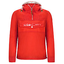 Buy Napapijri Analous Hooded Jacket, Fiesta Online at johnlewis.com