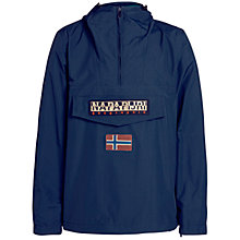 Buy Napapijri Rainforest Anorak Online at johnlewis.com
