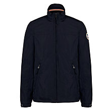 Buy Napapijri Shelter Lightweight Jacket, Black Online at johnlewis.com