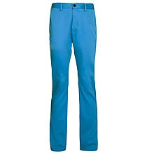 Buy Timberland Stoneham Slim Chinos, Campanula Blue Online at johnlewis.com