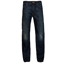 Buy Timberland Ellsworth Straight Fit Jeans, 18 Month Wash Online at johnlewis.com