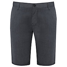 Buy Boss Orange Sairy Shorts, Navy Online at johnlewis.com