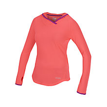 Buy Saucony Transition Hoodie, Coral Online at johnlewis.com