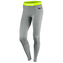 Buy Nike Pro Seamless Hyperwarm Tights Online at johnlewis.com