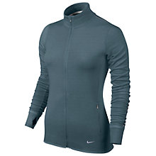 Buy Nike Dri-FIT Sprint Full-Zip Jacket, Green Online at johnlewis.com