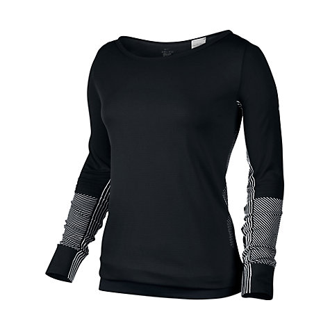 Buy Nike Women's Epic Dri-Fit Knit Training Top Online at johnlewis.com