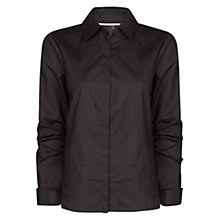 Buy Mango Cotton Fitted Shirt Online at johnlewis.com