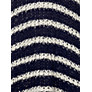 Buy Phase Eight Bella Breton Stripe Jumper, Navy & Cream Online at johnlewis.com