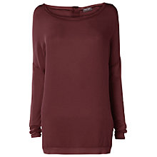 Buy Phase Eight Robyn Oversized Silk Top Online at johnlewis.com