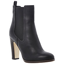 Buy Dune Black Robyn Ankle Boots Online at johnlewis.com