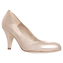 Buy Carvela Adam Leather Court Shoes Online at johnlewis.com