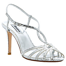 Buy Dune Heloise Cross Strap Sandals Online at johnlewis.com