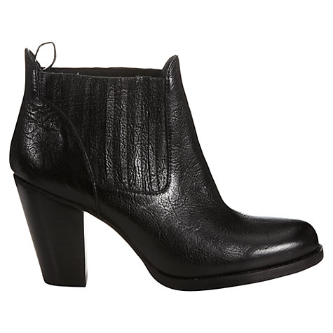 Buy Jigsaw Gable Ankle Boot Online at johnlewis.com