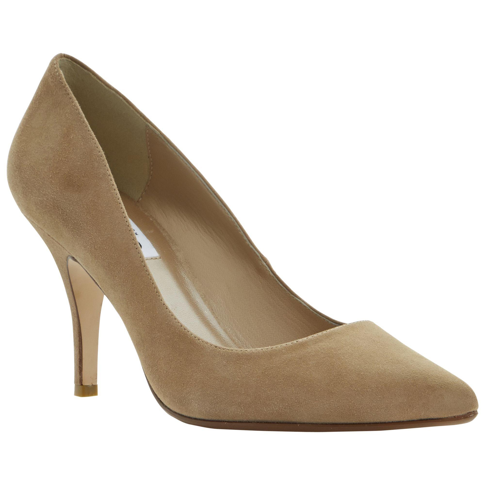 Dune Appoint Court Shoes, Mink