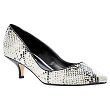 Buy Dune Alfa Court Shoes, Multi Online at johnlewis.com