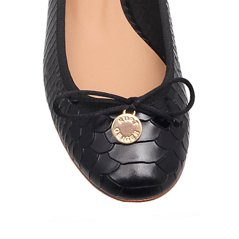 Buy Kurt Geiger Lourdes Leather Pumps Online at johnlewis.com