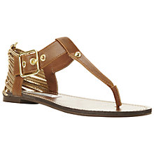 Buy Steve Madden Serenite Strand Back Thong Sandals Online at johnlewis.com