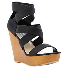 Buy Steve Madden Val Platform Sandals Online at johnlewis.com