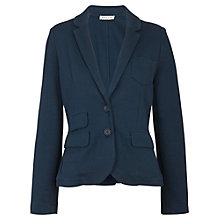 Buy Whistles Lena Jersey Blazer Online at johnlewis.com
