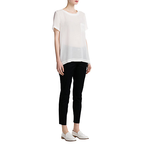 Buy Mango Pocket Blouse Online at johnlewis.com