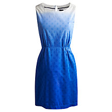 Buy Joules Swainey Dress, Blue Ombre Online at johnlewis.com