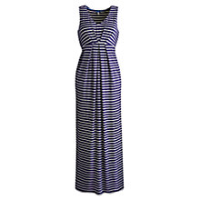 Buy Joules Laria Maxi Dress, Indigo Stripe Online at johnlewis.com